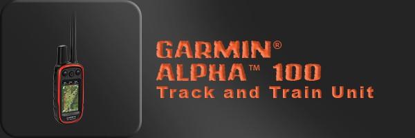 Garmin� Alpha� 100