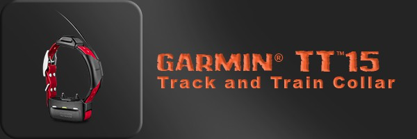 Garmin� TT�15 Track and Train Collar