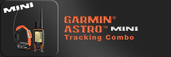 Garmin� Astro mini Combo