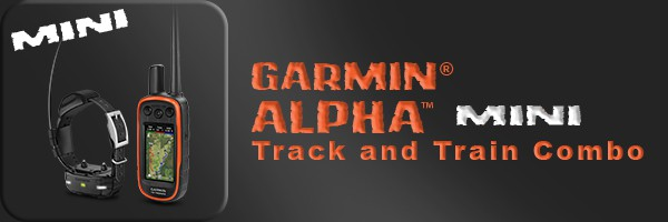 Garmin� Alpha mini Combo