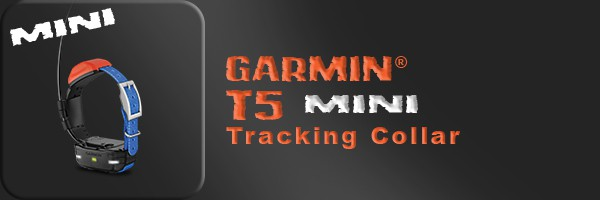 Garmin� T5 mini Tracking Collar